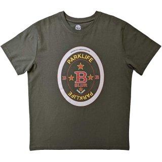 BLUR Parklife Beermat, Tシャツ