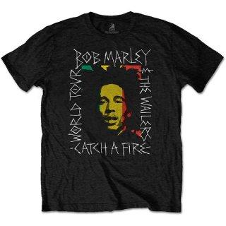 BOB MARLEY Rasta Scratch, Tシャツ