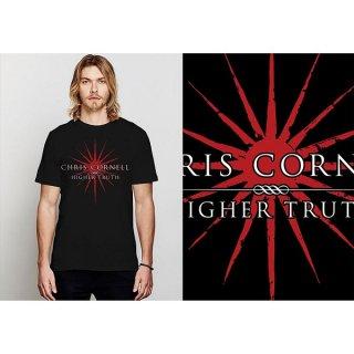 CHRIS CORNELL Higher Truth, Tシャツ