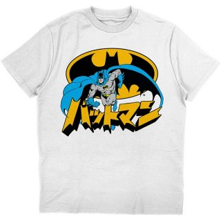 DC COMICS Batman Kanji, Tシャツ
