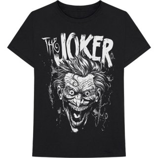 DC COMICS Joker Face, Tシャツ