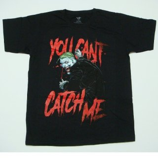 DC COMICS Joker You Can't Catch Me, Tシャツ