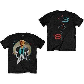 DAVID BOWIE Circle Scream, Tシャツ