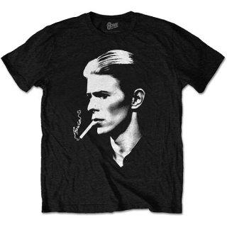 DAVID BOWIE Smoke, Tシャツ