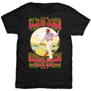 ELTON JOHN Goodbye Yellow Brick Road Vintage, Tシャツ