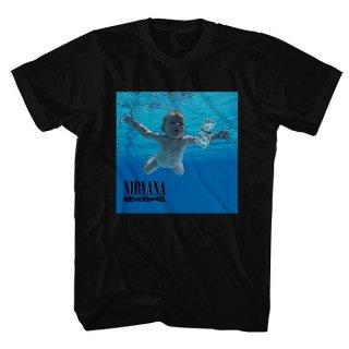 NIRVANA Nevermind Album, Tシャツ
