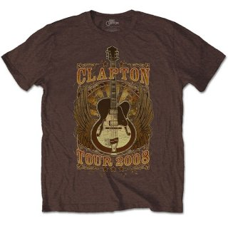 ERIC CLAPTON Tour 2008, Tシャツ