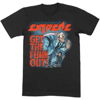 EXTREME Get The Funk Out Bouncer, Tシャツ