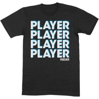 FEEDER Player, Tシャツ