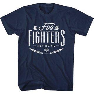 FOO FIGHTERS 100% Organic, Tシャツ