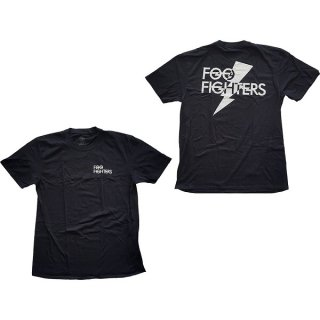 FOO FIGHTERS Flash Logo, Tシャツ