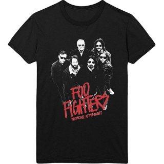 FOO FIGHTERS Medicine At Midnight Photo, Tシャツ