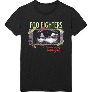 FOO FIGHTERS Medicine At Midnight Taped. Tシャツ