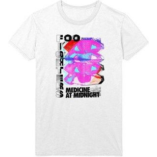 FOO FIGHTERS Medicine At Midnight Tilt, Tシャツ