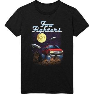 FOO FIGHTERS Van Tour, Tシャツ