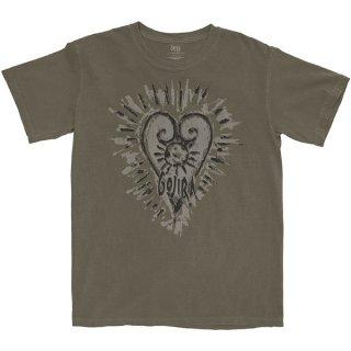 GOJIRA Fortitude Heart, Tシャツ
