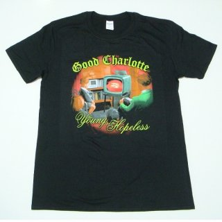 GOOD CHARLOTTE Young & Hopeless, Tシャツ