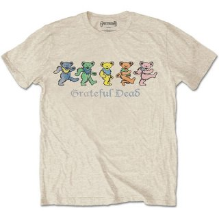 GRATEFUL DEAD Dancing Bears, Tシャツ