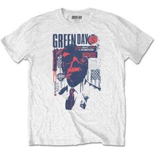 GREEN DAY Patriot Witness, Tシャツ