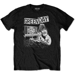 GREEN DAY Tv Wasteland, Tシャツ