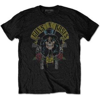 GUNS N' ROSES Slash 85 Blk, Tシャツ