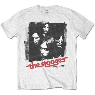 IGGY & THE STOOGES Four Faces, Tシャツ
