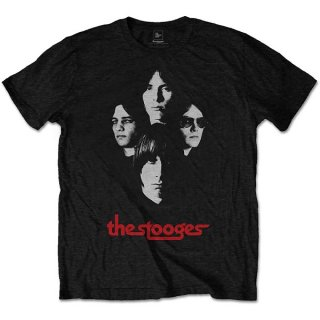 IGGY & THE STOOGES Group Shot, Tシャツ