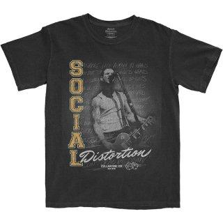 SOCIAL DISTORTION Athletics, Tシャツ