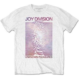 JOY DIVISION Unknown Pleasures Gradient, Tシャツ