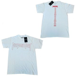 JUSTIN BIEBER Purpose Tour, Tシャツ