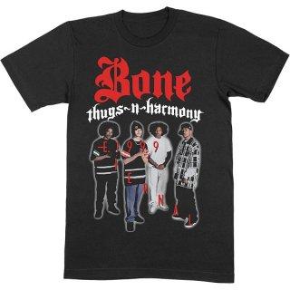 BONE THUGS-N-HARMONY E. 1999, Tシャツ
