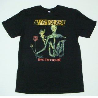 NIRVANA Reformant Incesticide, Tシャツ