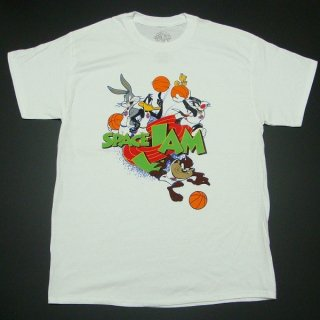 SPACE JAM Group Wht, Tシャツ