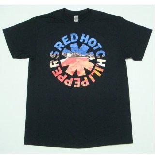 RED HOT CHILI PEPPERS Californication Asterisk Blk, Tシャツ