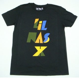 LIL NAS X Scrap Letters, Tシャツ