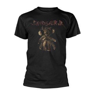 DINOSAUR JR. Bug Blk, Tシャツ