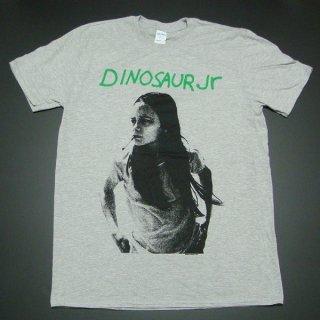 DINOSAUR JR. Green Mind Grey, Tシャツ