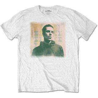 LIAM GALLAGHER Monochrome Wht, Tシャツ