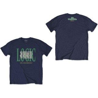 LOGIC Wavy, Tシャツ