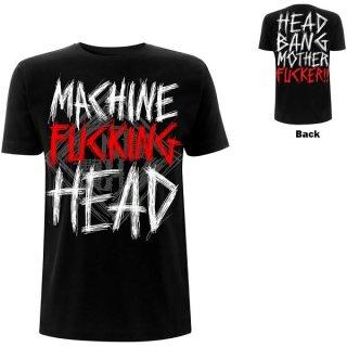 MACHINE HEAD Bang Your Head, Tシャツ