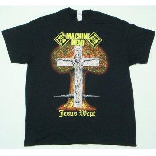 MACHINE HEAD Jesus Wept, Tシャツ