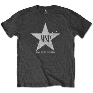 MANIC STREET PREACHERS Classic Distressed Star, Tシャツ