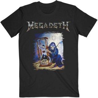 MEGADETH Countdown Hourglass, Tシャツ