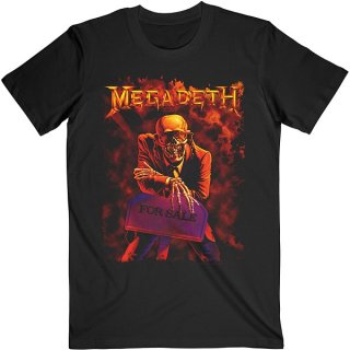 MEGADETH Peace Sells, Tシャツ