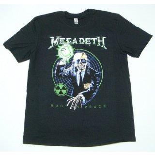 MEGADETH Vic Target Rip Anniversary, Tシャツ