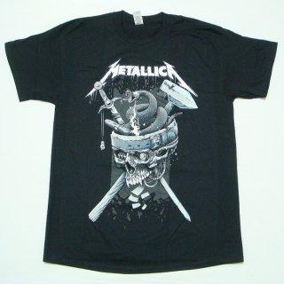 METALLICA History White Logo, Tシャツ