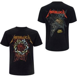 METALLICA Ruin/Struggle, Tシャツ