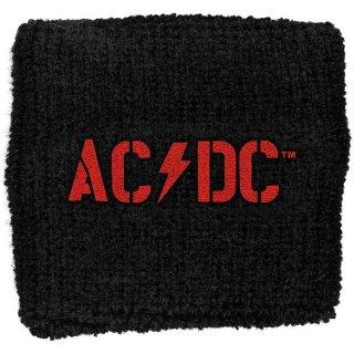 AC/DC Pwr-Up Band Logo, リストバンド
