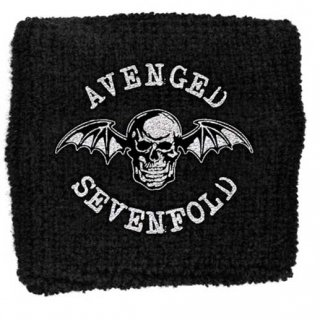 AVENGED SEVENFOLD Death Bat, リストバンド