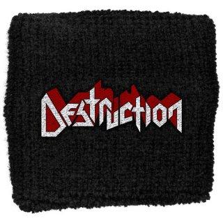DESTRUCTION Logo, リストバンド